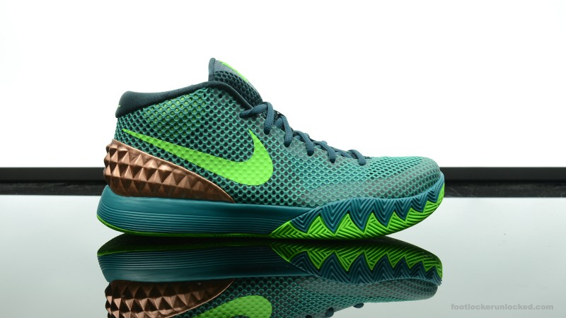 "1a8e11670d5e Nike Kyrie 1 ""Australia"" – Foot Locker Blog"