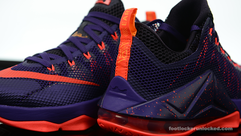 "a1b0ef74c12 Nike LeBron 12 Low ""Court Purple"" – Foot Locker Blog"