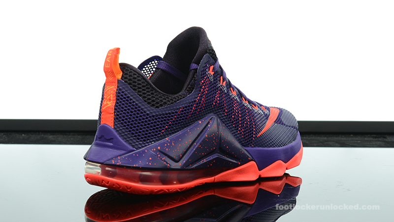 newest collection ab087 bc51d ... Foot-Locker-Nike-LeBron-12-Low-Court-Purple- ...