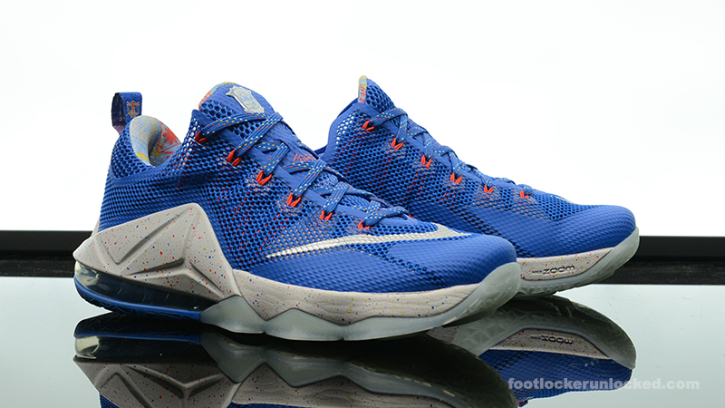 cabab89cecab LeBron 12 Low – Foot Locker Blog