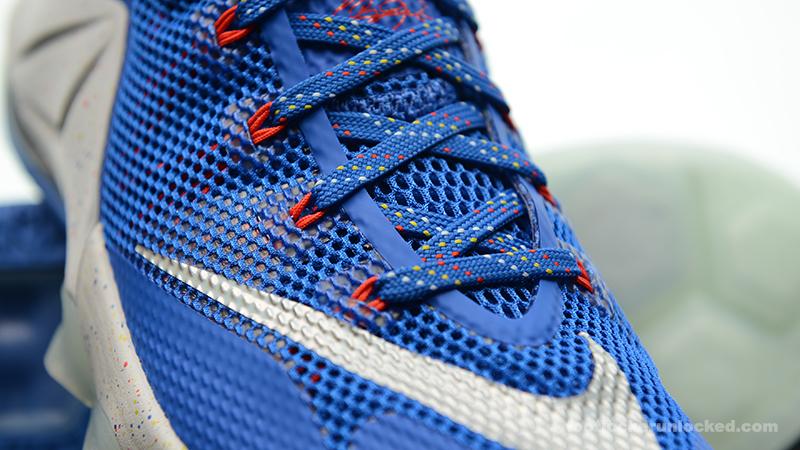 "703d79ab3273 Nike LeBron 12 Low ""Rise"" – Foot Locker Blog"