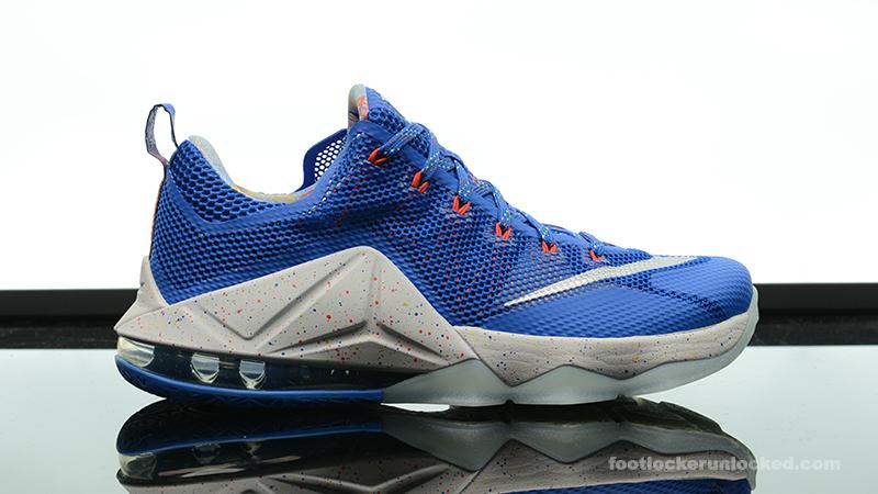 """dc661ae3352 Nike LeBron 12 Low """"Rise"""" – Foot Locker Blog"""