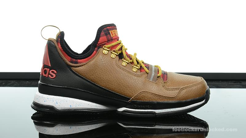 pretty nice 71f62 02e9c Foot-Locker-adidas-D-Lillard-1-Forestry-3 ...