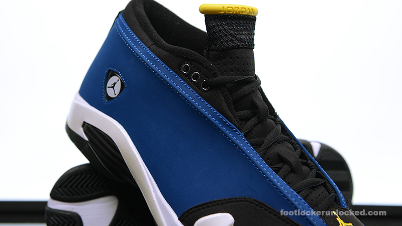 "best service 412fe 3e2ea Air Jordan 14 Retro Low ""Laney"" – Foot Locker Blog"