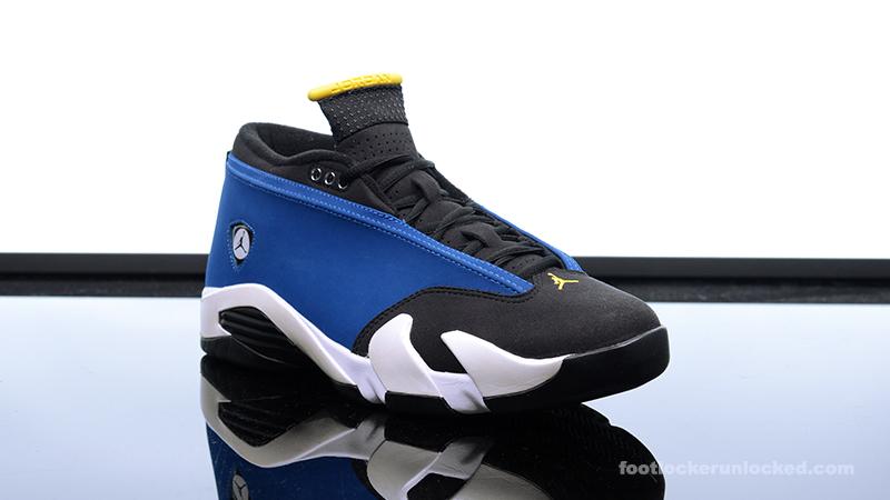 "0055ac81deacc2 Air Jordan 14 Retro Low ""Laney"" – Foot Locker Blog"