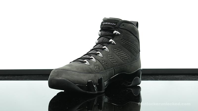 quality design 9292d c5f32 Foot-Locker-Air-Jordan-9-Retro-Anthracite nike ...