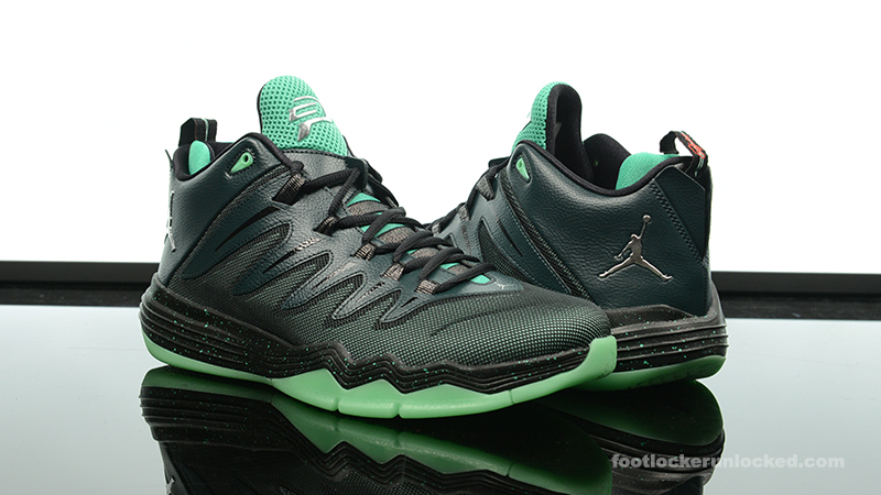 "finest selection 9208b 3af6a Jordan CP3.IX ""Emerald"""