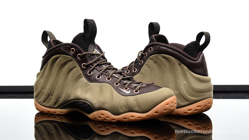 "lowest price d3816 44040 Nike Air Foamposite One ""Olive"""