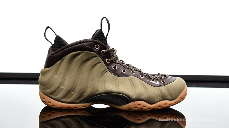 finest selection 2bd73 5bdeb Foot-Locker-Nike-Air-Foamposite-One-Olive-2 ...