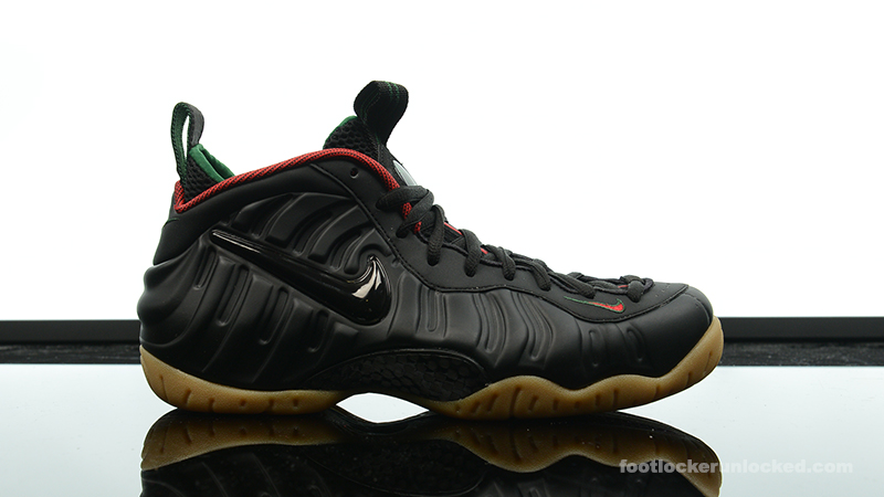 "meet 5922d 53b98 Nike Air Foamposite Pro ""Gorge Green"" – Foot Locker Blog"