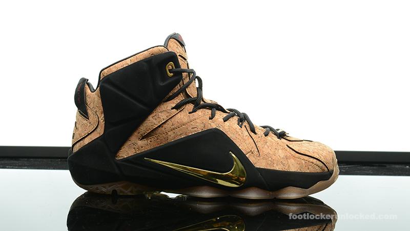 "Nike LeBron 12 EXT ""King s Cork"" – Foot Locker Blog d2cbf4b3ee7e"
