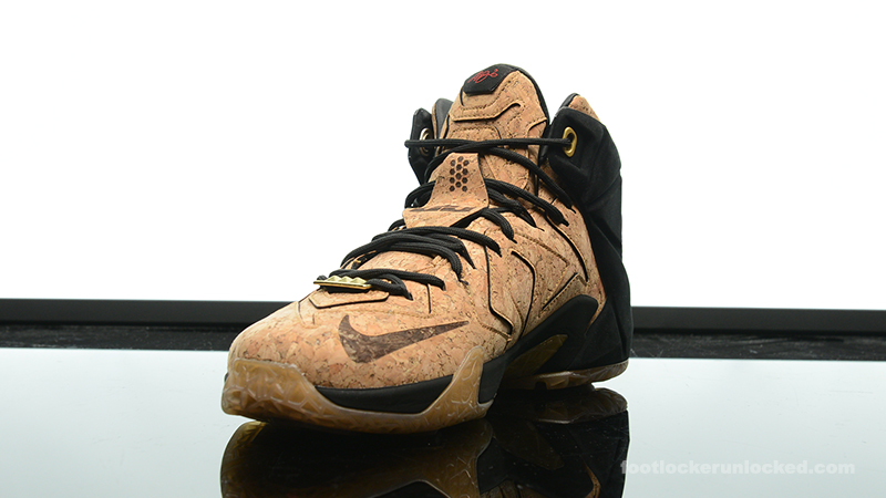 buy online 8793f 510cf ... Foot-Locker-Nike-LeBron-12-EXT-Cork-4 ...