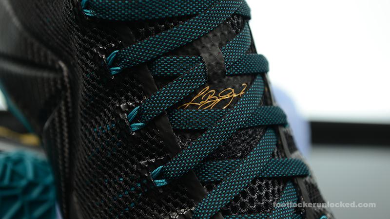 """cf5f55f93fc Nike LeBron 12 Low """"SVSM"""" – Foot Locker Blog"""