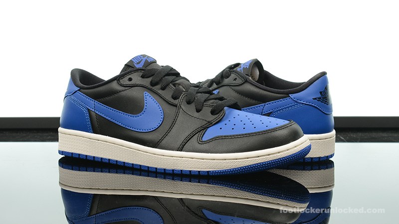 "989ecb2dd81ea4 Air Jordan 1 Retro Low OG ""Royal"""