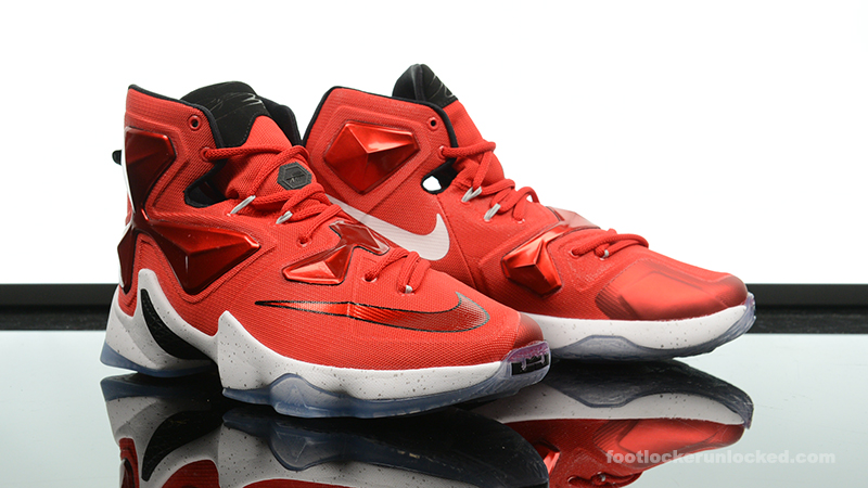 outlet store 8a6a5 01746 Foot-Locker-Nike-LeBron-13-On-Court-1
