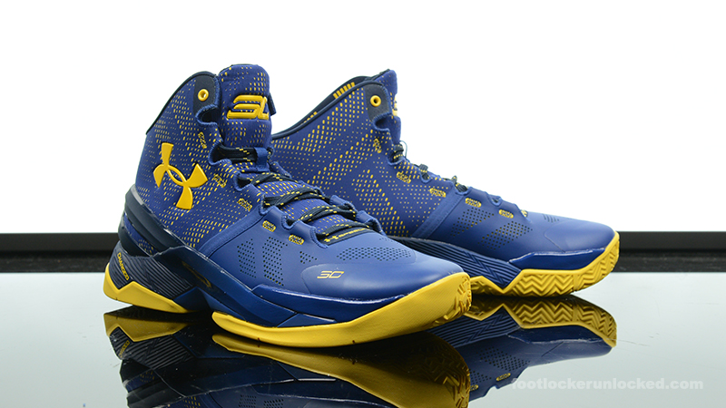 "cheaper 13b4f 317c8 Foot Locker Exclusive: Under Armour Curry 2 ""Dub Nation ..."