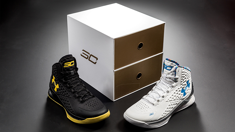 0a05002d0ee3 Under Armour Curry One Championship Pack – Foot Locker Blog