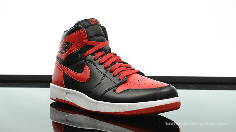 "34790e11119 Air Jordan 1 Retro High The Return ""Gym Red"" – Foot Locker Blog"
