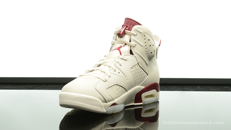 f8fe28ccd1b Air Jordan 6 Retro OG  Maroon  – Foot Locker Blog