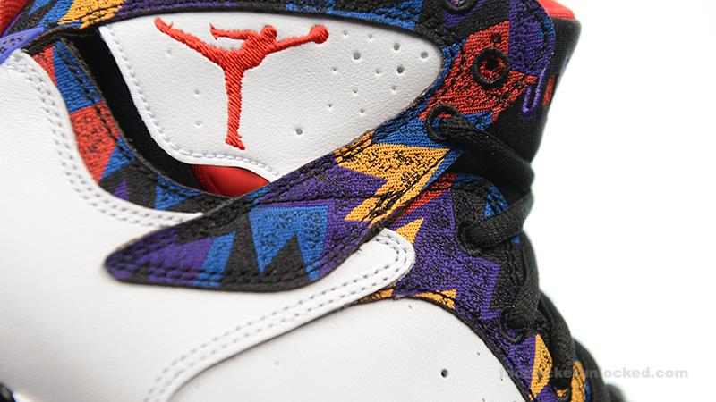 "0f5eab3d1bab Air Jordan 7 Retro ""Nothing But Net"" – Foot Locker Blog"