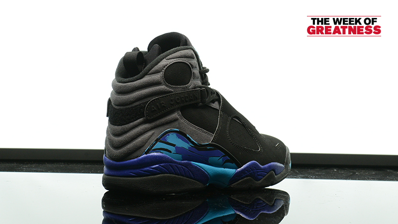 Week Of Greatness: Air Jordan 8 Retro