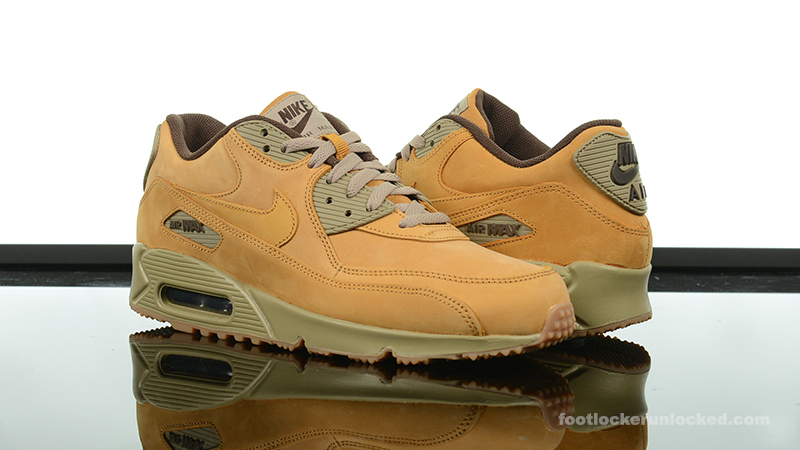 Nike Wheat Collection - Foot Locker Blog