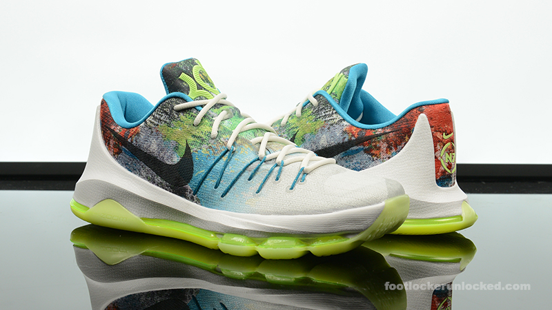 792120b089b9 Nike KD 8 N7 – Foot Locker Blog
