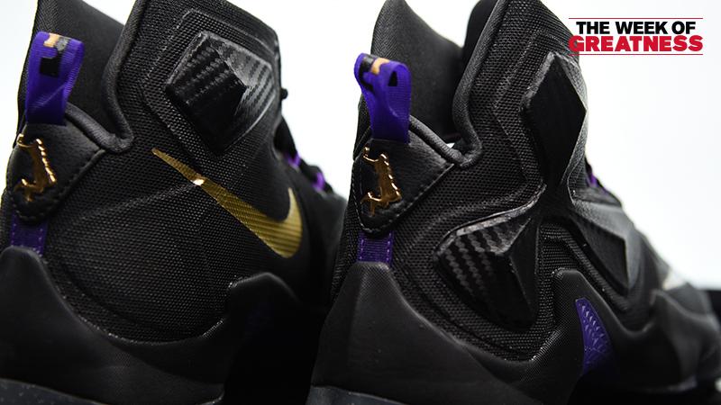 best service afb02 71521 ... Foot-Locker-Nike-LeBron-13-Pot-Of-Gold- ...