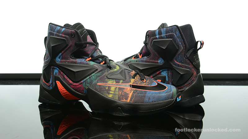 "ca362d8c63dd Nike LeBron 13 ""The Akronite Philosophy"""