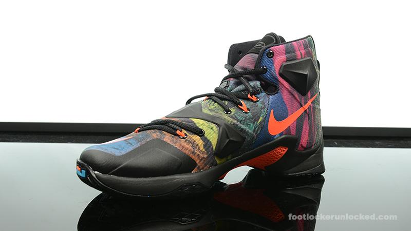 "ba2ab00204b57 Nike LeBron 13 ""The Akronite Philosophy"" – Foot Locker Blog"