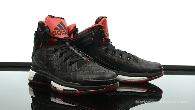 "ffe3b1fd6dd096 adidas D Rose 6 ""Away"" – Foot Locker Blog"