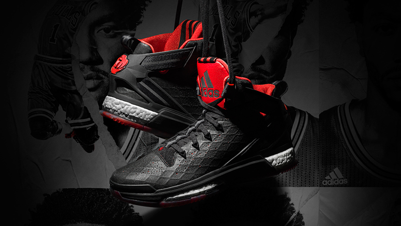 "superior quality ff0b8 b2d0b adidas D Rose 6 ""Away"""