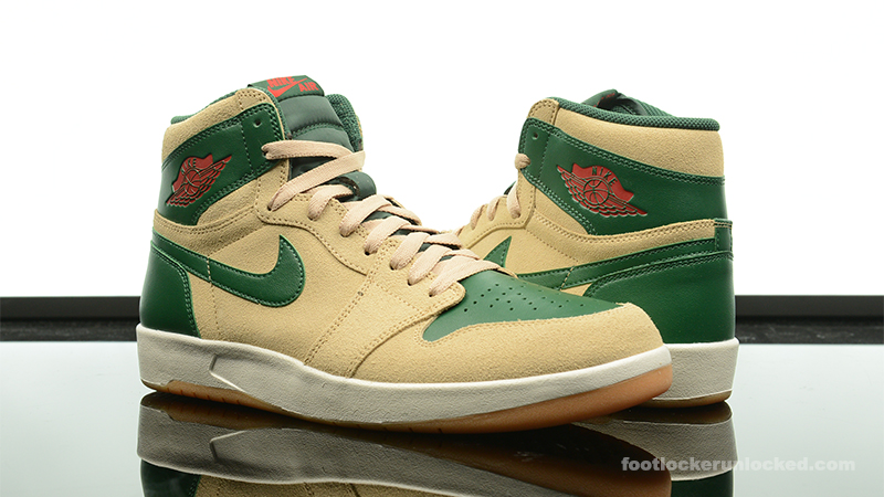 "cd97b18ed2e Air Jordan 1 Retro High The Return ""Gorge Green"" – Foot Locker Blog"
