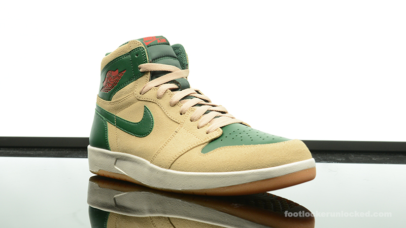 "d758b05b44bc Air Jordan 1 Retro High The Return ""Gorge Green"" – Foot Locker Blog"