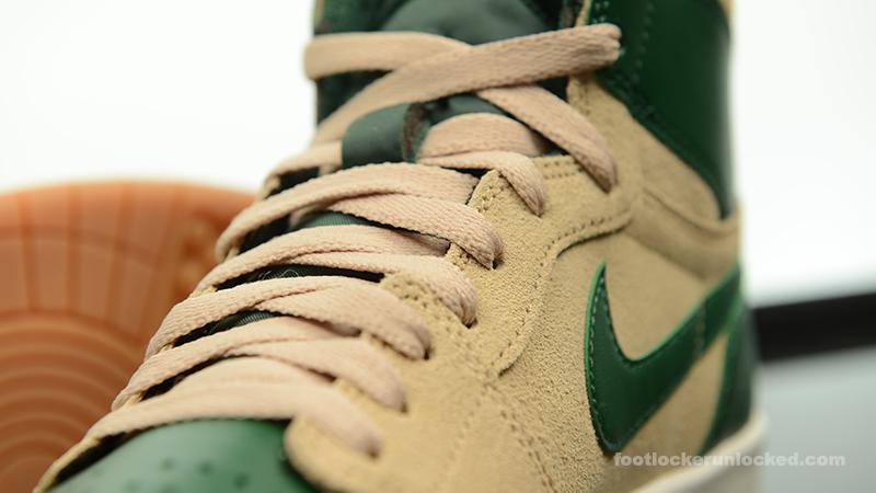 "3e44878d474 Air Jordan 1 Retro High The Return ""Gorge Green"" – Foot Locker Blog"