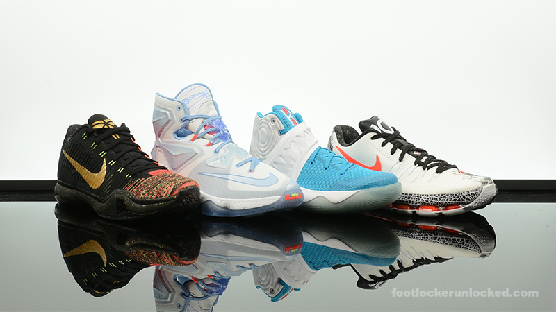 91fdefabdc9 Nike Basketball 2015 Christmas Collection. December 22nd - Posted By Foot  Locker Unlocked
