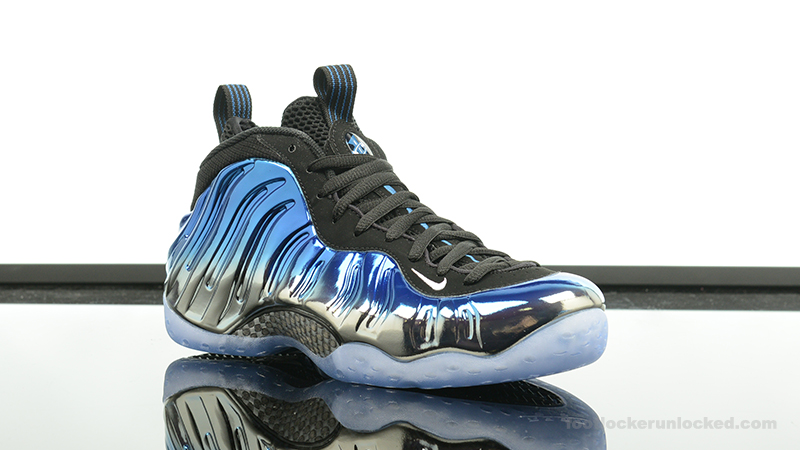"26fd6e9724622 Nike Air Foamposite One ""Blue Mirror"" – Foot Locker Blog"
