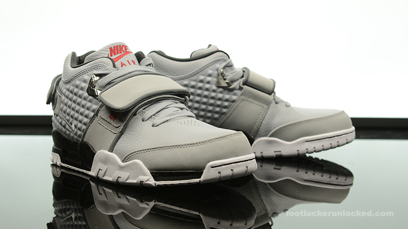 "36802c67282a98 Nike Air TR Cruz ""Cool Grey"" – Foot Locker Blog"