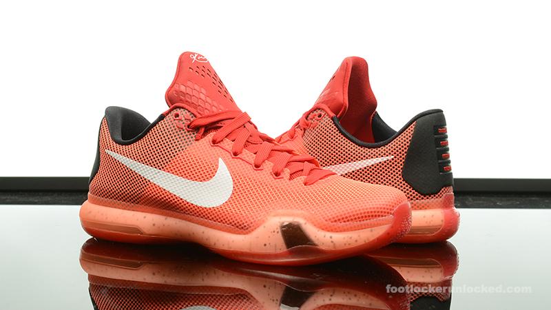 "new products 01fd6 00838 Nike Kobe X ""Majors"""