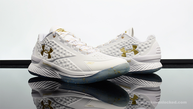 "9372b6b75dee Under Armour Curry One Low ""Friends and Family"" – Foot Locker Blog"
