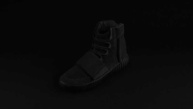 adidas Originals Yeezy 750 Boost Black