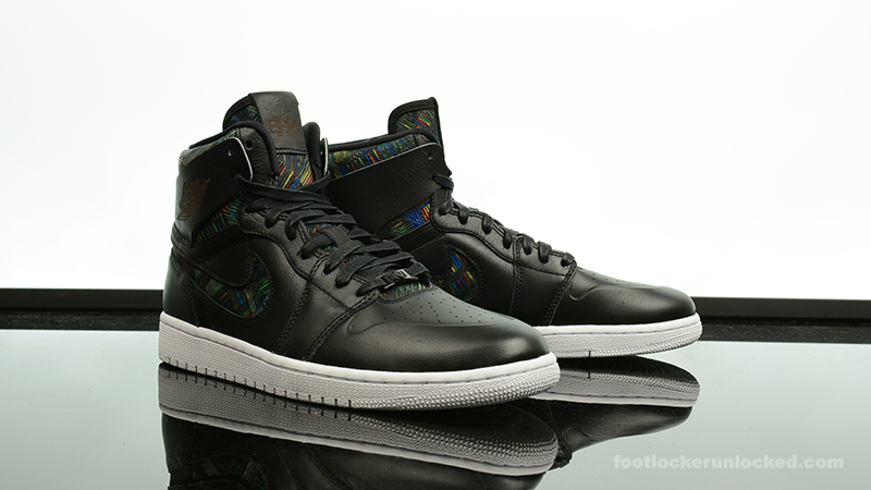 "1816cc8a846c7 Air Jordan 1 Retro High Nouveau ""BHM"" – Foot Locker Blog"