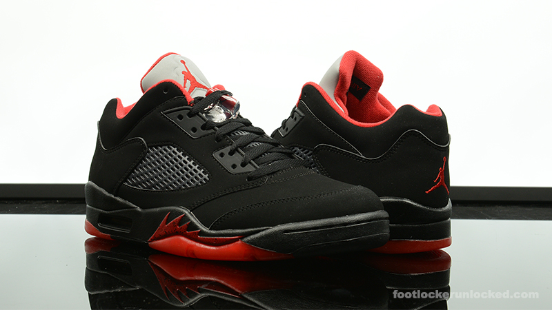 "0e3b9f32706 Air Jordan 5 Retro Low ""Alternate 90"" – Foot Locker Blog"