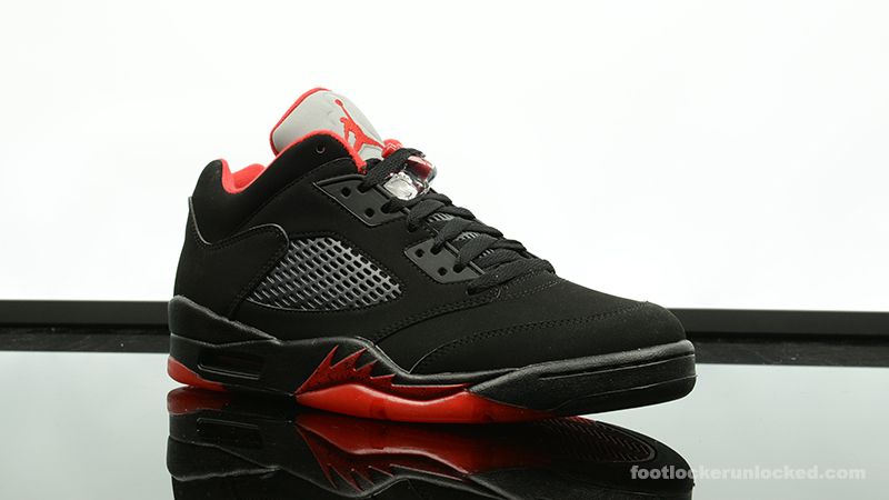 "65111471b68 Air Jordan 5 Retro Low ""Alternate 90"" – Foot Locker Blog"