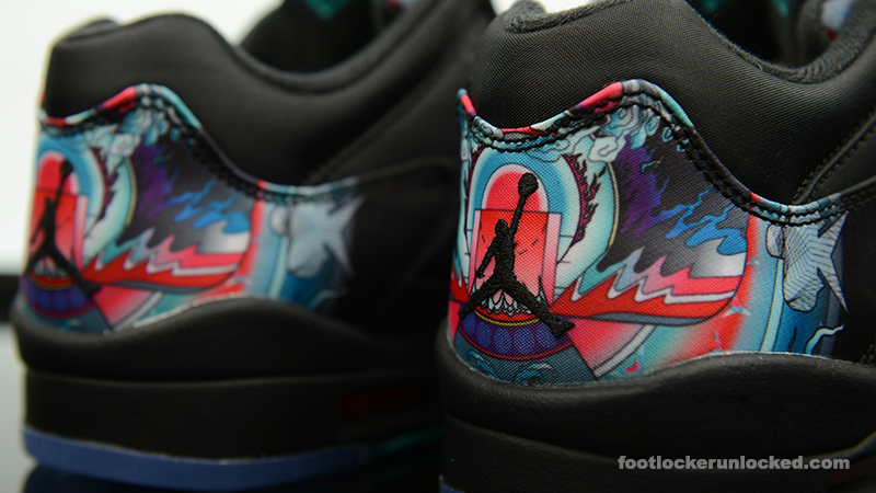 "67ba208b0479e8 Air Jordan 5 Retro Low ""Chinese New Year"" – Foot Locker Blog"