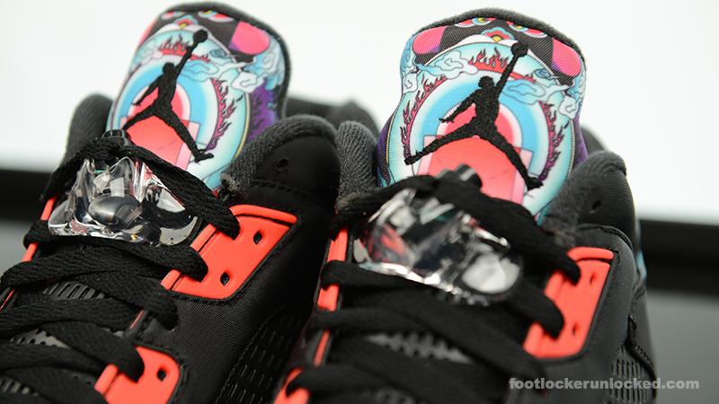 "on sale ee41a 2f8da Air Jordan 5 Retro Low ""Chinese New Year"" – Foot Locker Blog"