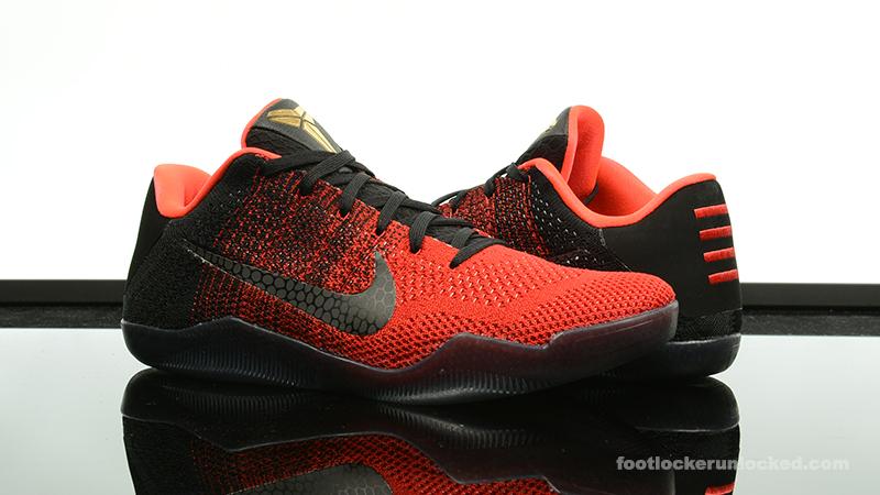 """c6c4fdda9723 Nike Kobe XI """"Achilles Heel"""" – Foot Locker Blog"""