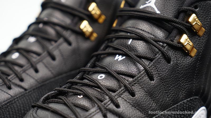 "Air Jordan 12 Retro ""The Master"" – Foot"