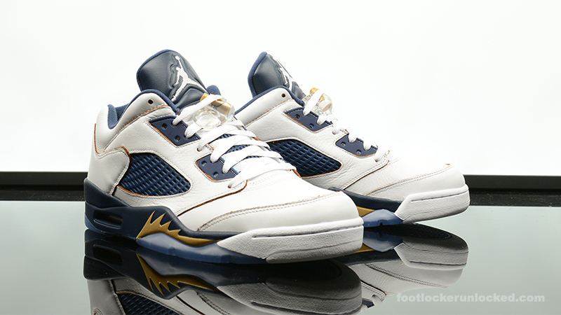 "sports shoes 8eb11 f1e34 Air Jordan 5 Retro Low ""Dunk From Above"" – Foot Locker Blog"