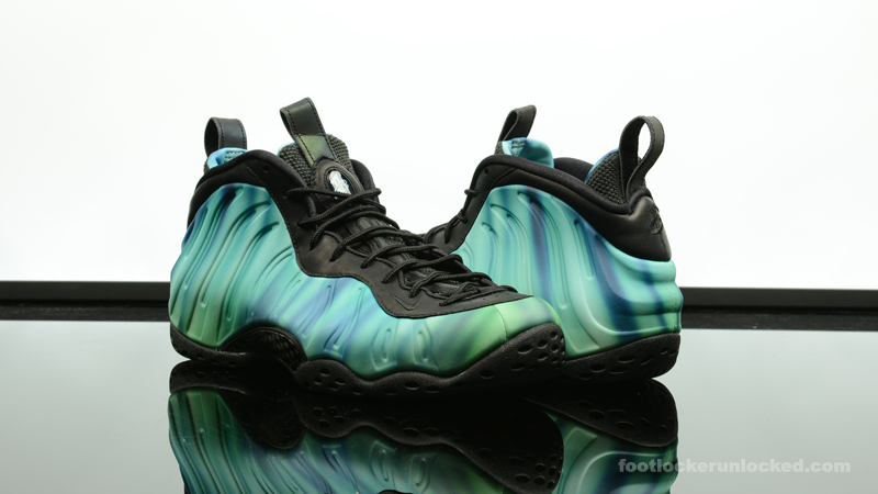 04757c0eadca ... reduced nike air foamposite one northern lights. february 11th posted  by foot locker unlocked 05433